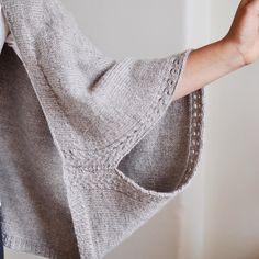 Kimono pattern on Ravelry