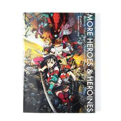 This volume introduces characters appearing in games and anime released between 2012 and 2015. Using detailed, lavish illustrations as it main tool, *More Heroes and Heroines* records the trends in character designing in the last three years, featuring the works of top-class character designers such as Poyoyon Rock, Daisuke Ishiwatari, Sushio, Suzuhito Yasuda, and Keisuke Watanabe. We highly recom...