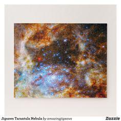 Jigsaws Tarantula Nebula Jigsaw Puzzle