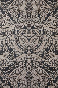 Papier peint baroque / de style - ORANGERIE BP 2510 - Farrow & Ball