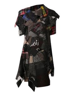JUNYA WATANABE COMME des GARÇONS patchwork dress - was $3035.0, now $2428.0 (20% Off). Picked by olga @ FarFetch.com