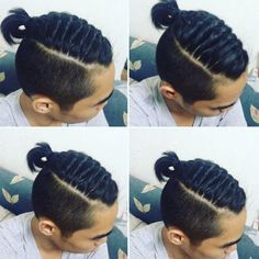 5 Gorgeous Twist Braid Styles that you will Surely Love Mens Braids Hairstyles, Winter Hairstyles, Loose Hairstyles, Hairdos, Shortish Hair, Natural Hair Styles, Short Hair Styles, Pots, Low Maintenance Hair