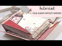 Tutorial Caja Album -Día de la madre - YouTube