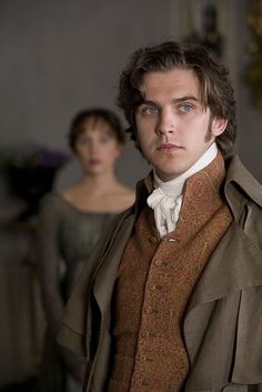 Sense & Sensibility  Hattie Morahan as Elinor Dashwood and Dan Stevens as Edward Ferrars.  Yes it is  HIM