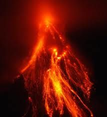 Mayon Volcano, one of the most dangerous volcanoes