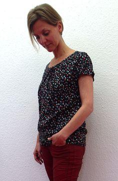 Schnittmuster/ Pattern Shirt Perols