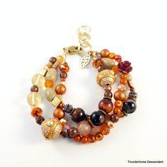 Agate Stone, Stone Beads, Strand Bracelet, Beaded Bracelets, Pride Bracelet, Crystal Beads, Crystals, Bead Store, Acrylic Beads