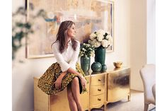 Interview : Aerin Lauder