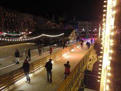 Die größte Outdoor-Eisbahn Deutschlands auf dem #Weihnachtsmarkt am Heumarkt in #Koeln http://www.ausflugsziele-nrw.net/weihnachtsmarkt-koeln-heumarkt/