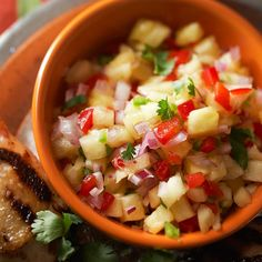 Pineapple Salsa from the Better Homes and Gardens Must-Have Recipes App