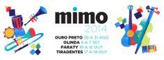 MIMO leva o melhor da música plural às cidades históricas do Brasil. Em 2014, Minas Gerais terá mais uma oportunidade de receber o festival, com a inclusão da cidade de Tiradentes na programação. Confira as datas e não perca!  #PousadaDoCareca #Paraty #MIMO #MIMO2014 #MovimentoMIMO #cinema #música #evento #festival #cultura #turismo