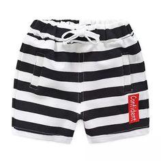 Short Niña, Kids Shorts, Baby Clothes Shops, Trunks, Swimming, Swimwear, Label, Shopping, Fashion