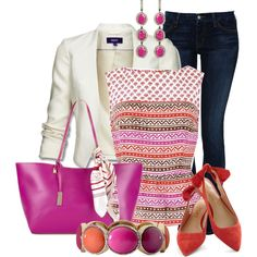 Spring/Summer 2014 Trends That You Can Wear Now Fashion Style Magazine - Page 20 2014 Fashion Trends, 2014 Trends, Spring Summer Trends, Spring Summer Fashion, Summer 2014, Summer Outfits, Cute Outfits, Floral Outfits, Ladies Outfits