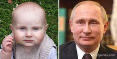My Baby Looks Like A Thoughtful Vladimir Putin