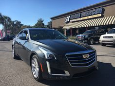 Used 2015 CADILLAC CTS 3.6L Luxury Sedan for sale in Pensacola, FL