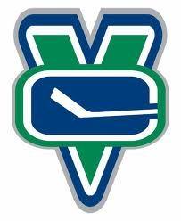 Canucks of Vancouver, Canada Hockey Logos, Nhl Logos, Sports Logos, Vancouver Canucks Logo, The Sporting Life, Kings Hockey, Team Mascots, Los Angeles Kings, Great Logos