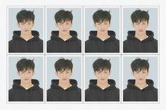 Pass Photo, Id Photo, Mark Lee, Kpop, Dorm Posters, Mug Shots, Boyfriend Material, Nct 127, Nct Dream