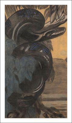Paul Jouve. Le livre de la jungle - Book Graphics