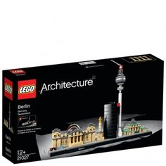 Berlin by Lego Architecture