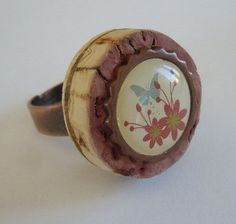 A fabulously unique collection of Wine Cork jewelry handmade by ParadiseDrive is on display at The Brush Bar Boutique. $18.00