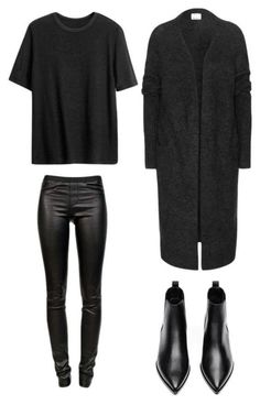 25 All Black Outfits For Women, Black on black outfit inspiration. We've curated all black street style looks from around the world to help you look your best. Mode Chic, Mode Style, White Outfits, Casual Outfits, Black On Black Outfits, Black Girls, Black Outfit Edgy, All Black Outfit For Work, Chic Black Outfits
