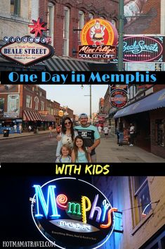 One Day in Memphis a