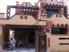 New Home Designs Latest Pakistani Modern Homes Designs Front Views
