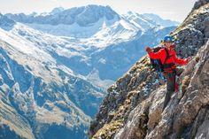 Peak Incentives und Klettersteig - das perfekte Team Building Outdoor Event für Ihre Firma
