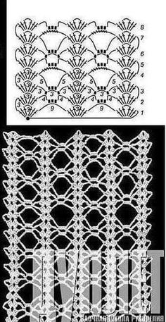 Crochet Patterns Shawl This Pin was discovered by Sal Discover thousands of images about Crochet chart Crochet Stitches Patterns, Crochet Chart, Crochet Motif, Crochet Doilies, Crochet Flowers, Crochet Lace, Crochet Ideas, Crochet Curtain Pattern, Crochet Curtains