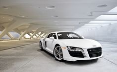 dream showroom space for this 2011 Audi R8