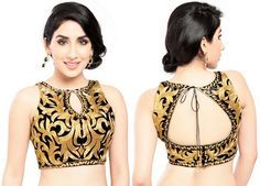 "Give fashion twists to boring blouse designs and take your simple saree to the whole new level! You can set fashion on fire even in desi look by wearing modern saree blouse. It was the time when young girls and many women just avoid wearing saree. But after seeing Deepika's glamorous saree avatar in ""Yeh … Continue reading 12 Modern Saree Blouse Designs Women should have in Wardrobe"