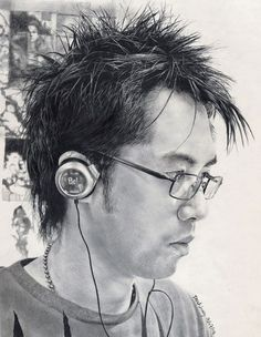 Extremely Realistic Pencil Drawings by Paul Lung