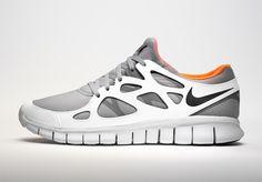 Nike Free Run Reflective