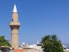 Ağa Cafer Paşa Camii Girne, Agha Cafer Pasha Mosque Cyprus, Cn Tower, Building, Travel, Viajes, Buildings, Trips, Traveling, Tourism