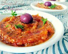Zaalouk d'aubergines, cuisine marocaine - Amour de cuisine