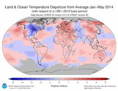 Could 2014 Become the Warmest Year on Record? Even though the year is only halfway over, a series of warm months — including the warmest May on record, announced Monday — paired with a brewing El Niño, have set one question circulating: Could 2014 take over the title of the warmest year on record?