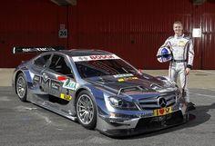 David Coulthard - AMG DTM - SWEET!