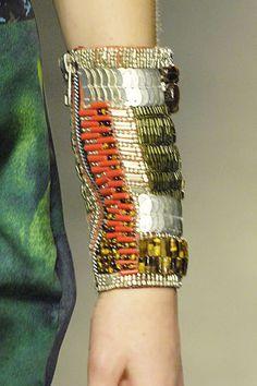 Dries Van Noten Spring 2008 Ready-to-Wear Fashion Show Details