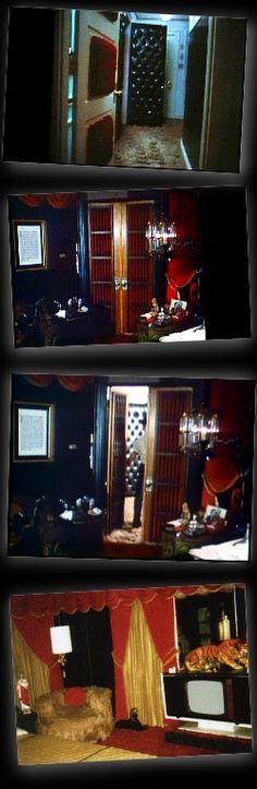 elvis bedroom graceland