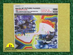 Days Of Future Past The Moody Blues Record Good Condition!