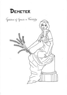 Image result for coloring page sphinx greek
