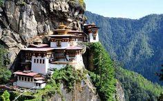 Mosteiro Ninho do Tigre (Butão)