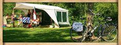 Geniet van rust, ruimte en natuur in de omgeving van Groningen en Friesland op Camping de Watermolen.