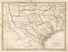 Cartographers and data geeks have mapped Texas and the U.S. in all sorts of inventive ways. We pulled together a large collection of maps on the state to learn a little more about where we live.