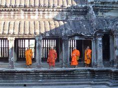 MI AVENTURA VIAJANDO: Los Templos de Angkor en Siem Reap. ¡Una auténtica maravilla! Boda Camboyana incluida