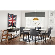 Modern Dining Room Furniture - Room & Board | dining rooms | Pinterest