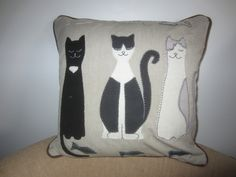 Moka, Kiwi, Merlin, chez moi il y a 3 chats