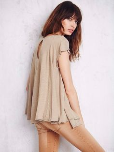 Free People We The Free Sylvie Tee, AU$97.85