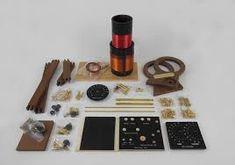 Afbeeldingsresultaat voor crystal radio kit