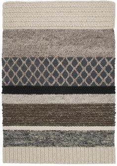 Karpet GAN-rugs Mangas Rectangular MR3 Vloerkleed